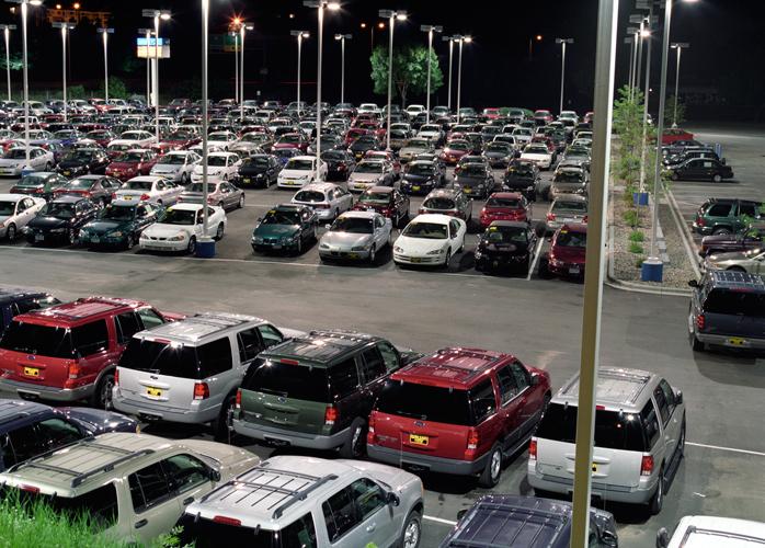 Car Lot, Minnesota, 2004