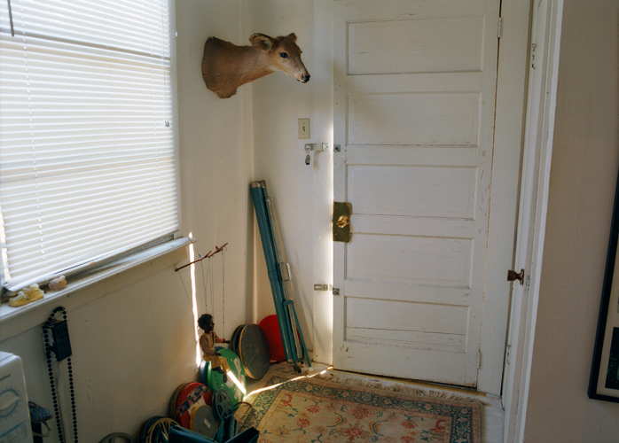 Back Door, New Orleans, Louisiana, 2005