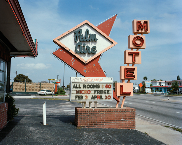 Palm Aire Motel, Pinellas Park, Florida, 2007