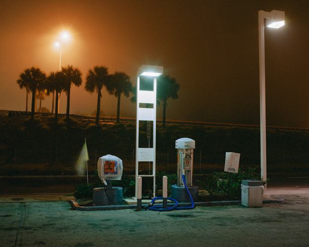 Gas Station, Tampa, Florida, 2007