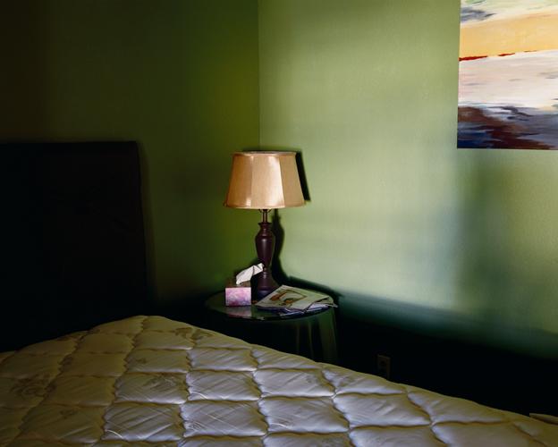 Bedroom, Dream Catchers Sleep Lab, Dripping Springs, Texas, 2007