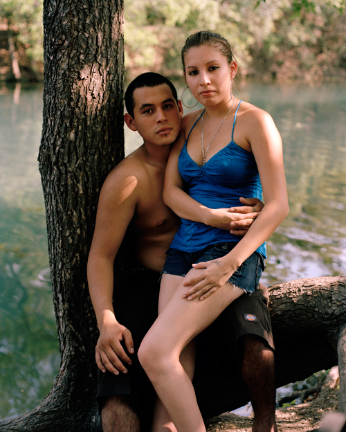 Alberto and Jessica, Austin, Texas, 2009