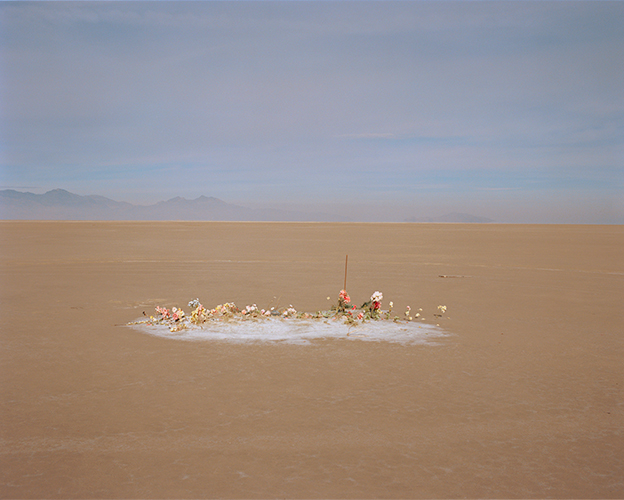 Bonneville Salt Flats, Utah, 2014