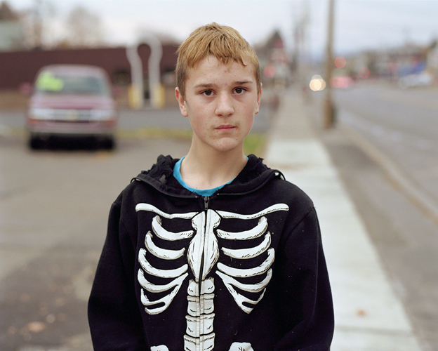 Matthew, Main Street, Binghamton, New York, 2008