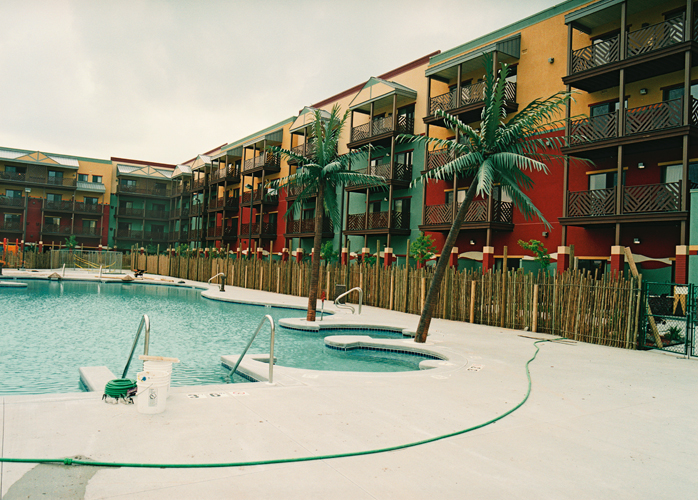 Water Park #1, 2004