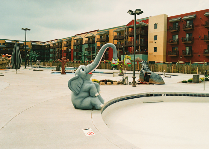 Water Park #2, 2004