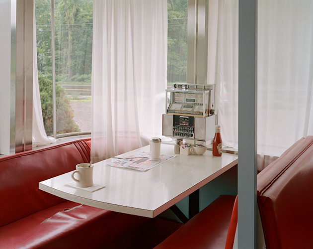 Diner, Elizaville, New York, 2017
