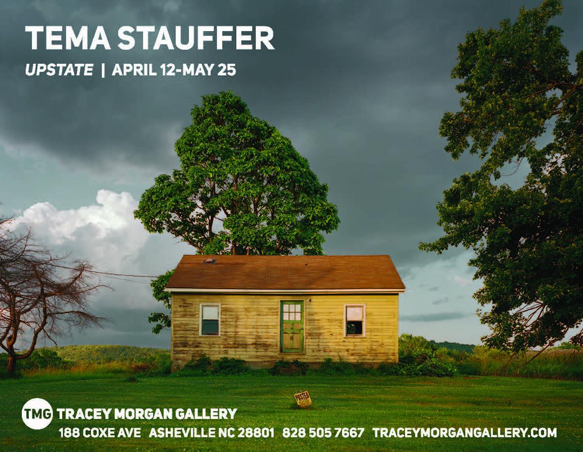 UPSTATE at Tracy Morgan Gallery