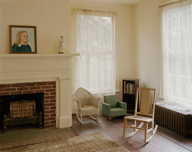 Jill's Room, Rowan Oak, Oxford, Mississippi, 2020