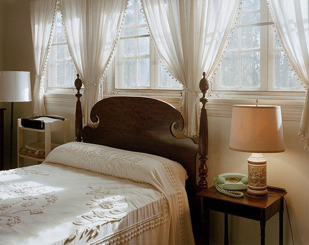 Eudora Welty's Bedroom, Jackson, Mississippi, 2020