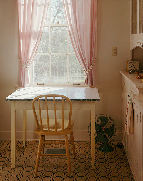 Eudora Welty's Kitchen, Jackson, Mississippi, 2020