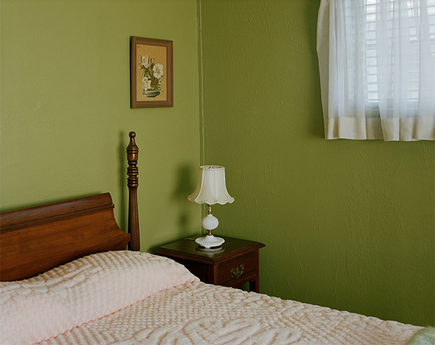 Civil Rights Activist Medgar Evers's Bedroom, Jackson, Mississippi, 2020
