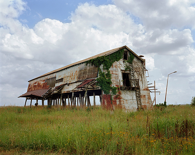 Anderson Cotton Gin, Clarksdale, Mississippi, 2020