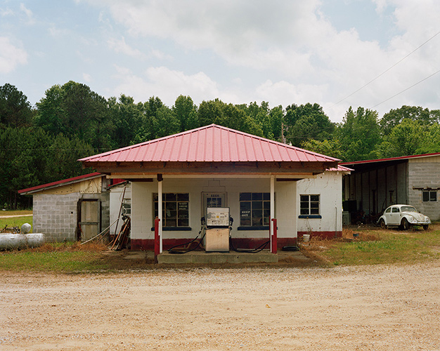 Gas Station, Highway 278, Mississippi, 2019