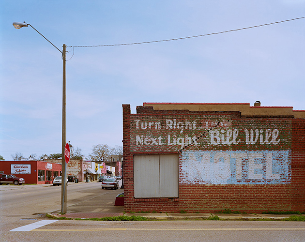Bill Will Motel Sign, Canton, Mississippi, 2019