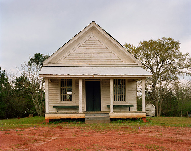 White House, Perdue Hill, Alabama, 2019