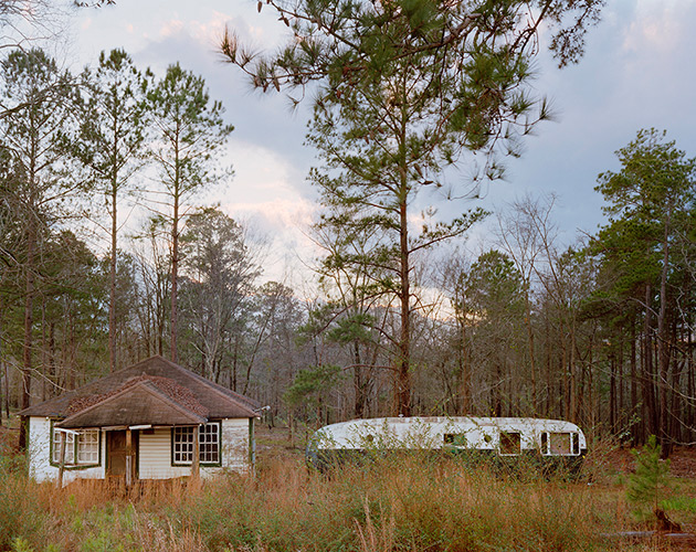 House and Trailer, Milledgeville Road, Georgia,2019