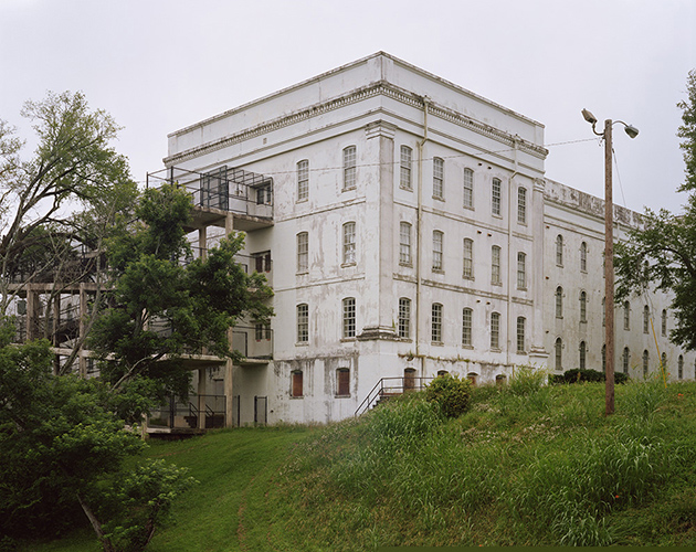 Central State Hospital, Milledgeville, Georgia, 2018