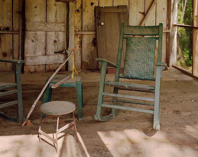 Rocking Chair, Sparta, Georgia, 2018