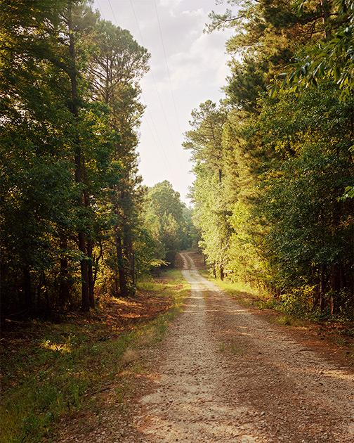 Driveway, Wards Chapel Road, Eatonton, Georgia, 2020