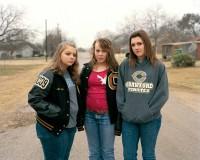 Mary, Perri, and Kendall, Crawford, Texas, 2008 thumbnail