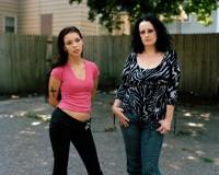 Annist and Rena, Kalamazoo, Michigan, 2009 thumbnail