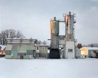 Sand, Gravel and Cement Plant, Livingston, New York, 2017 thumbnail