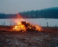 Orchard Burning, Livingston, New York, 2016 thumbnail