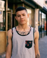 Steven, Market Street, Paterson, New Jersey, 2014 thumbnail