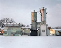 Concrete, Sand and Gravel Plant, Livingston, New York, 2017 thumbnail