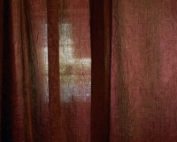 Red Curtain, Dream Catchers Sleep Lab, Dripping Springs, Texas, 2007 thumbnail