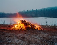 Orchard Burning, Livingston, New York, 2016 thumbnail