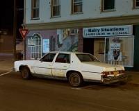 White Car, Hudson, New York, 2016 thumbnail