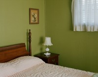 Civil Rights Activist Medgar Evers's Bedroom, Jackson, Mississippi, 2020 thumbnail