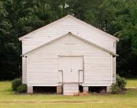Wards Chapel AME Church where Alice Walker was Baptized, Eatonton, Georgia, 2020 thumbnail
