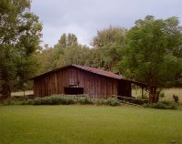 Flannery O'Connor's Horse Barn, Andalusia Farm, Milledgeville, Georgia, 2018 thumbnail
