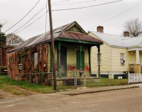 East Woodlawn Avenue where Richard Wright Grew Up, Natchez, Mississippi, 2020 thumbnail