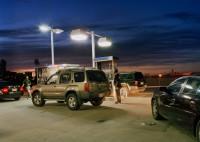 Gas Station, Newark, New Jersey, 2005 thumbnail
