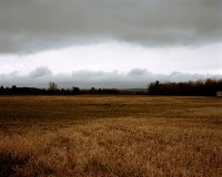 Storm Clouds over Fields, Livingston, New York, 2016 thumbnail
